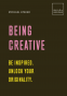 Cover Image: Being Creative: Be inspired. Unlock your originality