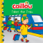 Cover Image: Caillou Takes the Train