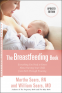Cover Image: The Breastfeeding Book