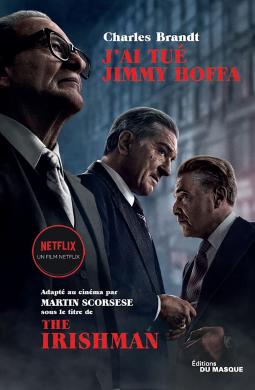 J'ai tué Jimmy Hoffa de Charles Brandt - Editions Du Masque