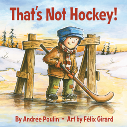 Image result for that's not hockey book
