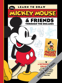 learn to draw mickey mouse friends through the decades 18 sep 2018 crafts hobbies parenting families