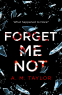 Cover Image: Forget Me Not