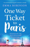 Cover Image: One Way Ticket to Paris