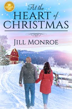 at the heart of christmas jill monroe 9781947892330 netgalley