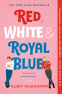 Cover Image: Red, White & Royal Blue