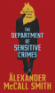 Cover Image: The Department of Sensitive Crimes