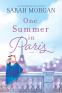 Cover Image: One Summer in Paris