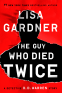 Cover Image: The Guy Who Died Twice