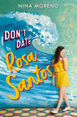book cover: Don't Date Rosa Santos