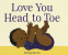 Cover Image: Love You Head to Toe