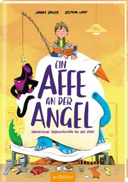 Affe an der Angel | Jonny Bauer/Stephan Lomp | 9783845828503 ...