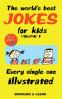 Cover Image: The World's Best Jokes for Kids Volume 1