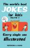 Cover Image: The World's Best Jokes for Kids Volume 2