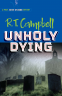Cover Image: Unholy Dying
