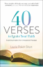 Cover Image: 40 Verses to Ignite Your Faith