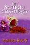 Cover Image: The Saffron Conspiracy: A Novel