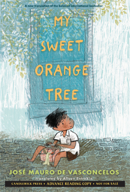 My Sweet Orange Tree Book