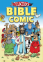Cover Image: The Lion Kids Bible Comic