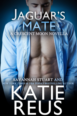 Hot Cover Monday : Jaguar's Mate by Katie Reus