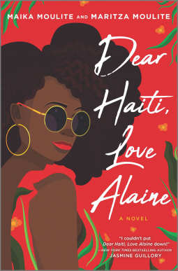 book cover: Dear Haiti, Love Alaine
