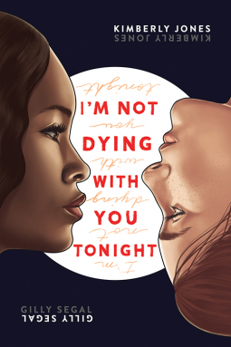 Image result for i'm not dying with you tonight book