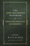 Cover Image: The John MacArthur Handbook of Effective Biblical Leadership