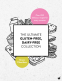 Cover Image: The Ultimate Gluten Free, Dairy Free Collection