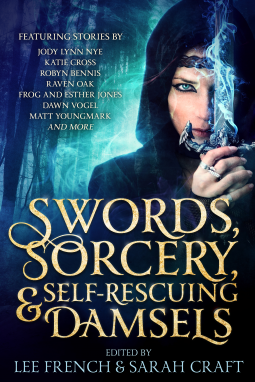 Image result for swords, sorcery, and self-rescuing damsels