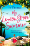 Cover Image: My Lemon Grove Summer