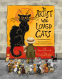 Cover Image: The Artist Who Loved Cats: The Inspiring Tale of Theophile Steinlen