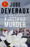 Cover Image: A Justified Murder