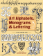 Cover Image: Art Alphabets, Monograms, and Lettering