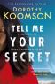 Cover Image: Tell Me Your Secret