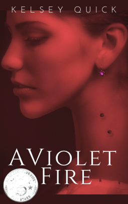 book cover: Violet Fire