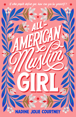 book cover: All-American Muslim Girl