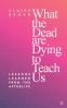 Cover Image: What the Dead Are Dying to Teach Us