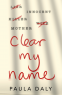 Cover Image: Clear My Name