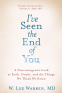 Cover Image: I've Seen the End of You