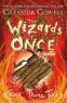 Cover Image: The Wizards of Once: Knock Three Times