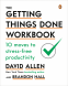 Cover Image: The Getting Things Done Workbook
