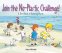Cover Image: Join the No-Plastic Challenge!