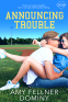 Cover Image: Announcing Trouble