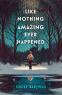 Cover Image: Like Nothing Amazing Ever Happened