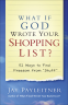 Cover Image: What If God Wrote Your Shopping List?