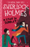 Cover Image: A Study in Scarlet (The Sherlock Holmes Children's Collection)
