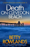 Cover Image: Death on Clevedon Beach (A Sukey Reynolds Mystery Book 10)