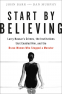 Cover Image: Start by Believing