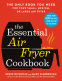 Cover Image: The Essential Air Fryer Cookbook