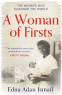 Cover Image: A Woman of Firsts